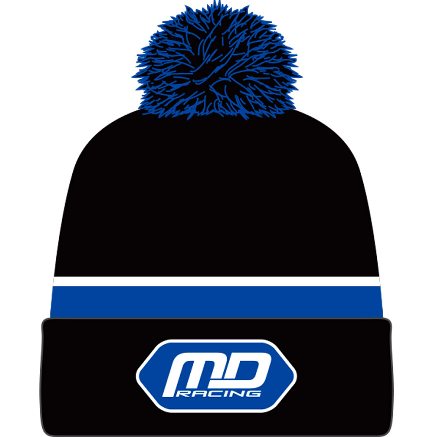 16MD-Bobble - Michael Dunlop Bobble Hat