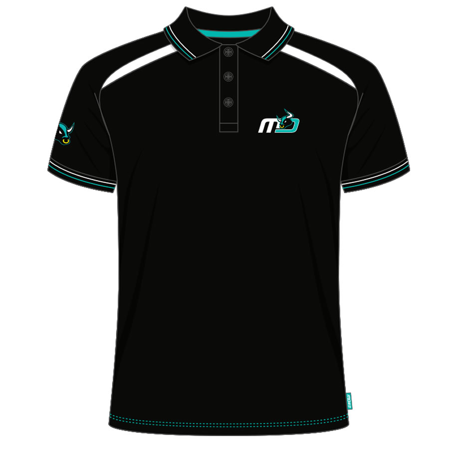 17MD-AP - Michael Dunlop Polo Shirt